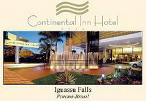 отель континенталь инн 4*, фоз ду игуасу - hotel continental inn 4*, foz do iguassu